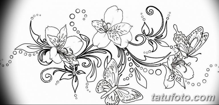 эскизы тату на животе для девушек 08.03.2019 №005 - tattoo sketches - tatufoto.com
