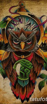 эскизы тату сова мужские 09.03.2019 №037 – tattoo sketches – tatufoto.com