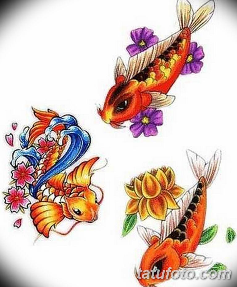 эскизы цветных тату для девушек 08.03.2019 №005 - tattoo sketches - tatufoto.com