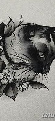 эскиз тату для девушки 08.03.2019 №021 – tattoo sketches for girls – tatufoto.com