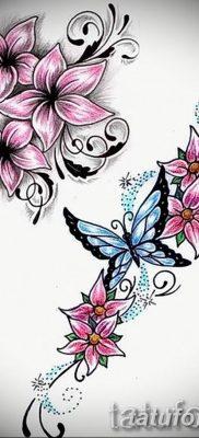 эскиз тату для девушки 08.03.2019 №026 – tattoo sketches for girls – tatufoto.com
