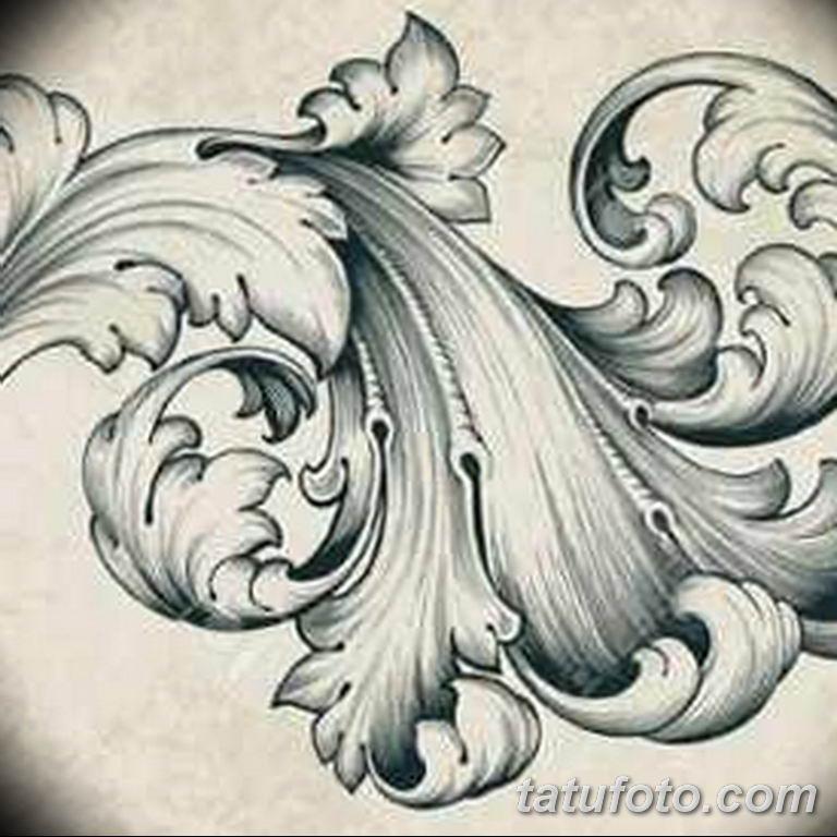 эскиз тату узоры для девушек 08.03.2019 №008 - tattoo sketches - tatufoto.com