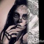 фото интересных и необычных тату 24.04.2019 №046 - Interesting tattoos - tatufoto.com