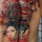 фото интересных и необычных тату 24.04.2019 №123 - Interesting tattoos - tatufoto.com