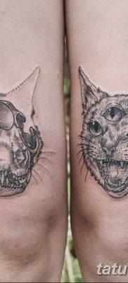 фото интересных и необычных тату 24.04.2019 №136 – Interesting tattoos – tatufoto.com