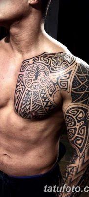 фото интересных и необычных тату 24.04.2019 №149 – Interesting tattoos – tatufoto.com
