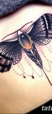 фото интересных и необычных тату 24.04.2019 №152 – Interesting tattoos – tatufoto.com