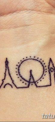 фото интересных и необычных тату 24.04.2019 №168 – Interesting tattoos – tatufoto.com