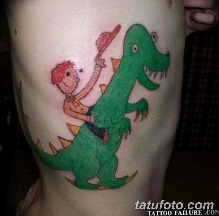 фото не самых удачных тату рисунков 27.04.2019 №070 - unsuccessful tattoos - tatufoto.com