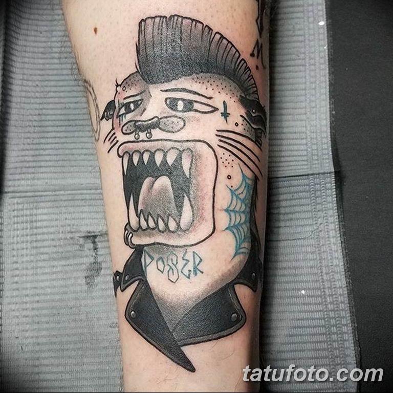 фото не самых удачных тату рисунков 27.04.2019 №071 - unsuccessful tattoos - tatufoto.com