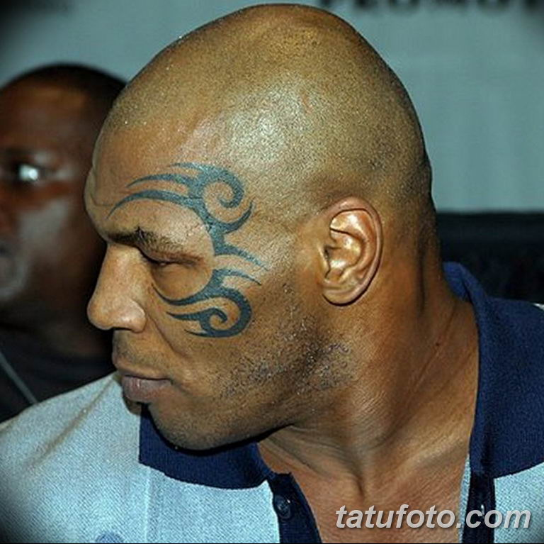 фото тату на лице 29.04.2019 №054 - face tattoo - tatufoto.com