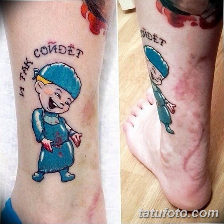 фото тату на шраме 29.04.2019 №038 - scar tattoo - tatufoto.com