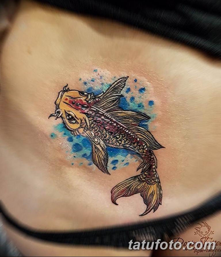 фото тату на шраме 29.04.2019 №076 - scar tattoo - tatufoto.com