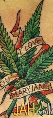 фото эскизы тату марихуана (конопля) 27.04.2019 №059 – tattoo marijuana – tatufoto.com