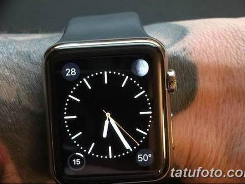 Наличие татуировки на запястье может нарушить работу Apple Watch (Эпл Вотч) - фото 1