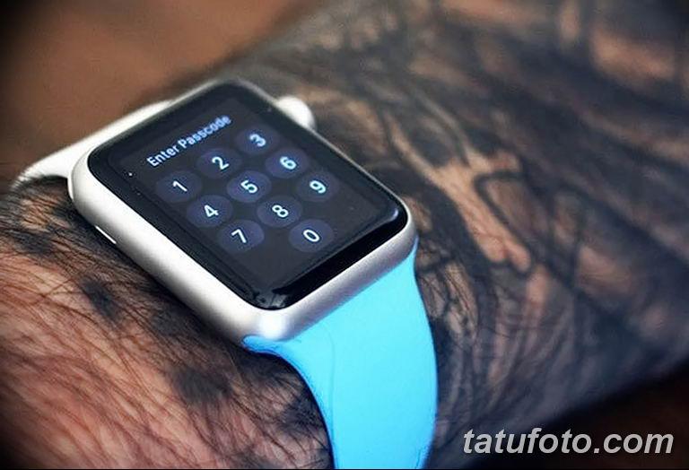 Наличие татуировки на запястье может нарушить работу Apple Watch (Эпл Вотч) - фото 2