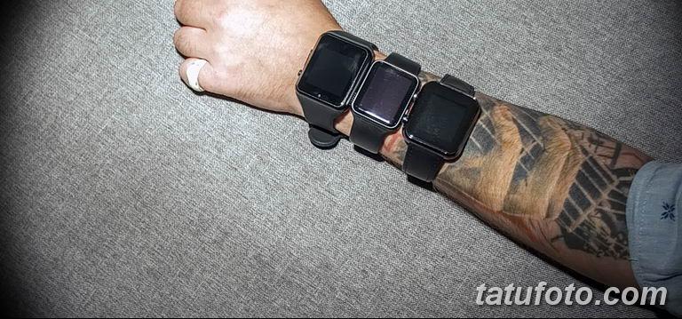 Наличие татуировки на запястье может нарушить работу Apple Watch (Эпл Вотч) - фото 3