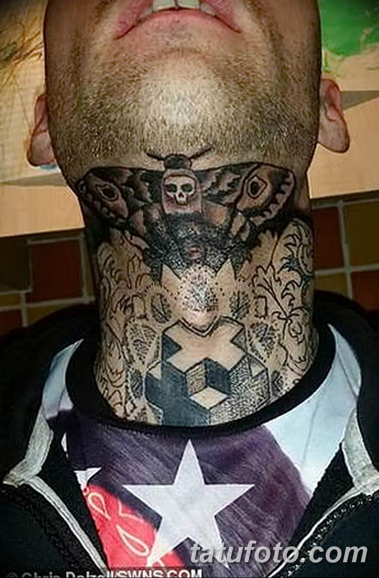 Фото Отец двух детей потратил 28000 на 250 тату 25.06.2019 №006 - tattoo - tatufoto.com
