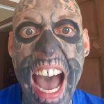 Фото Отец двух детей потратил 28000 на 250 тату 25.06.2019 №010 - tattoo - tatufoto.com