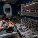 Фото помещение тату-салона 17.06.2019 №018 - photo tattoo parlor - tatufoto.com