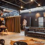 Фото помещение тату-салона 17.06.2019 №020 - photo tattoo parlor - tatufoto.com