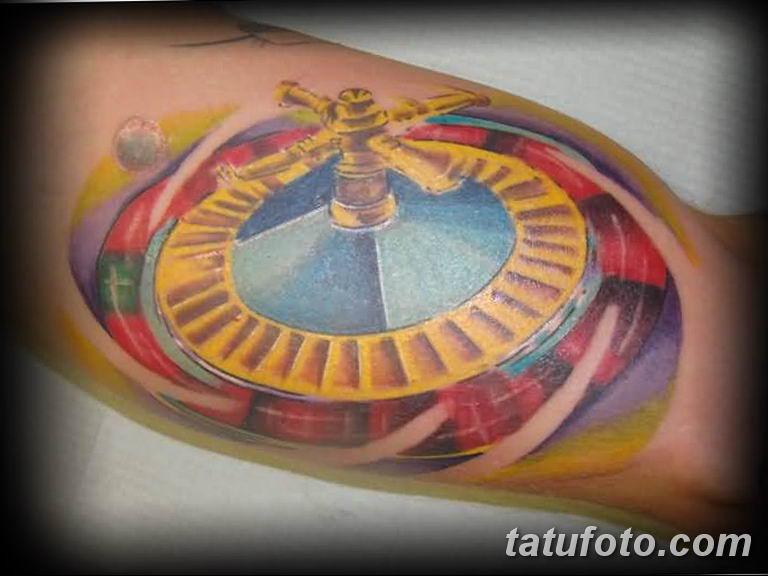 Фото тату бардак - тату казино 26.06.2019 №041 - tattoo casino - tatufoto.com