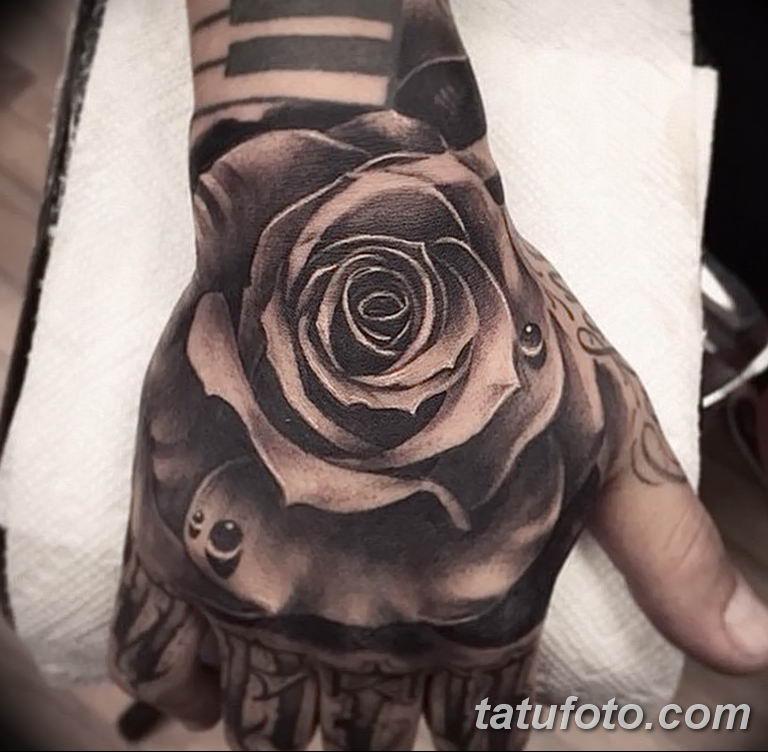 Фото тату белые цветы18.06.2019 №147 - tattoo white flowers - tatufoto.com