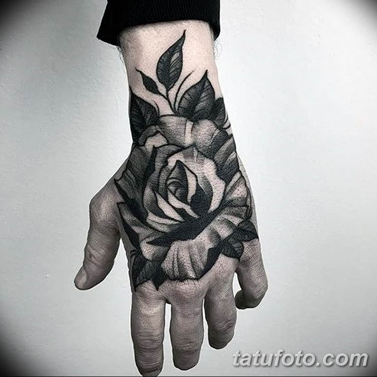 Фото тату белые цветы18.06.2019 №151 - tattoo white flowers - tatufoto.com