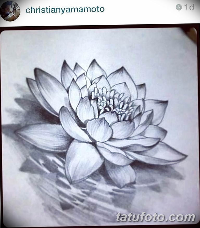 Фото тату белые цветы18.06.2019 №189 - tattoo white flowers - tatufoto.com