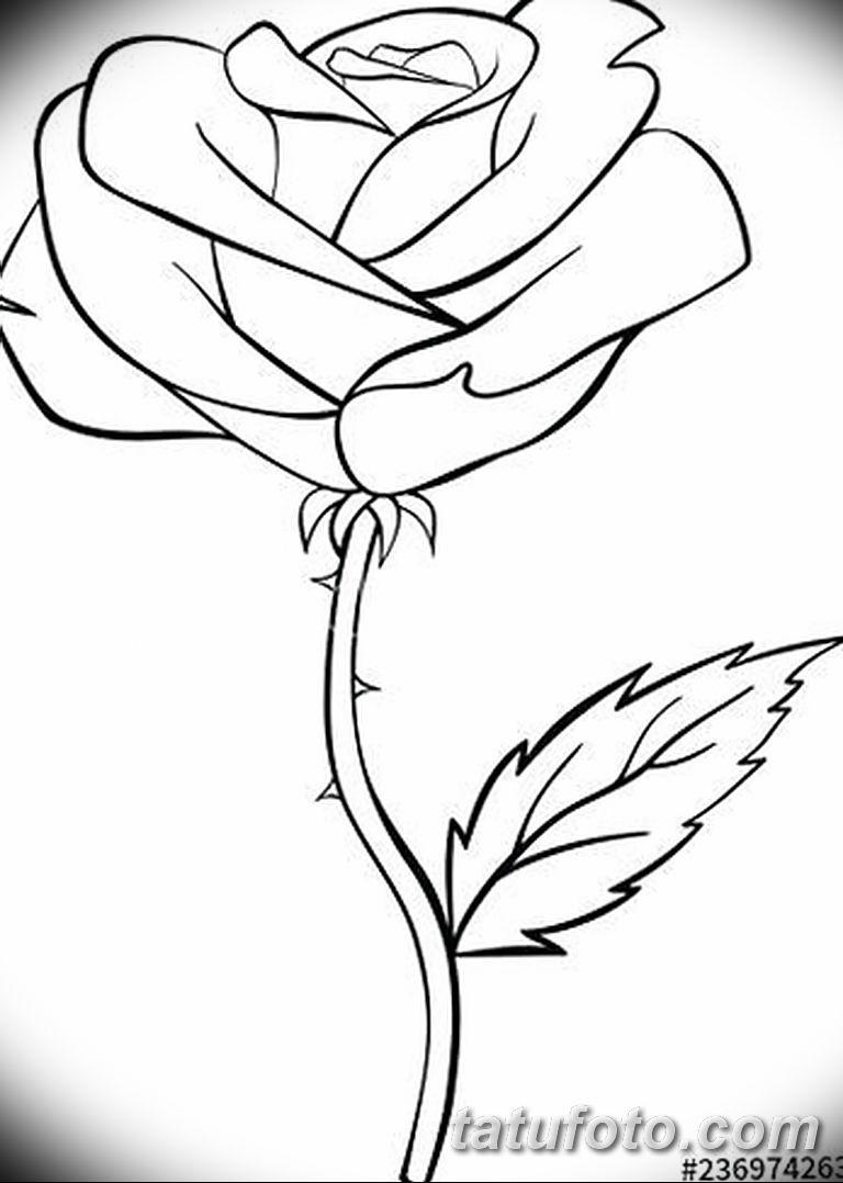Фото тату белые цветы18.06.2019 №201 - tattoo white flowers - tatufoto.com