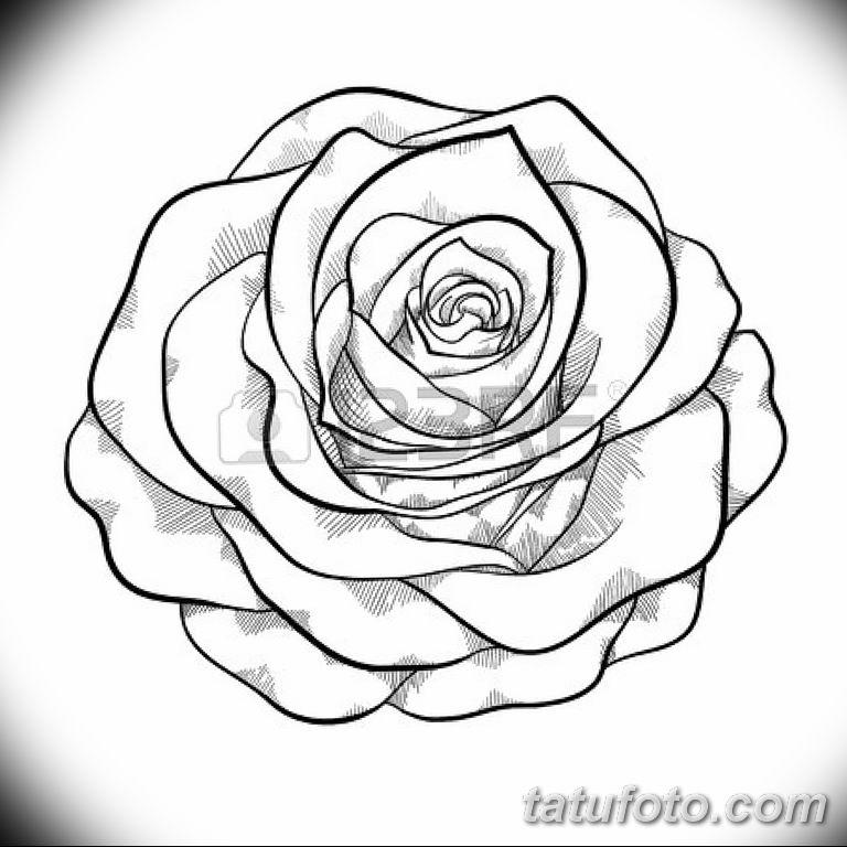 Фото тату белые цветы18.06.2019 №213 - tattoo white flowers - tatufoto.com