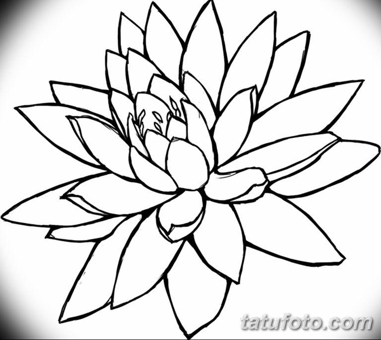 Фото тату белые цветы18.06.2019 №226 - tattoo white flowers - tatufoto.com