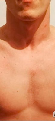 Фото тату восьмиконечная звезда 11.06.2019 №020 – tattoo eight-pointed star – tatufoto.com