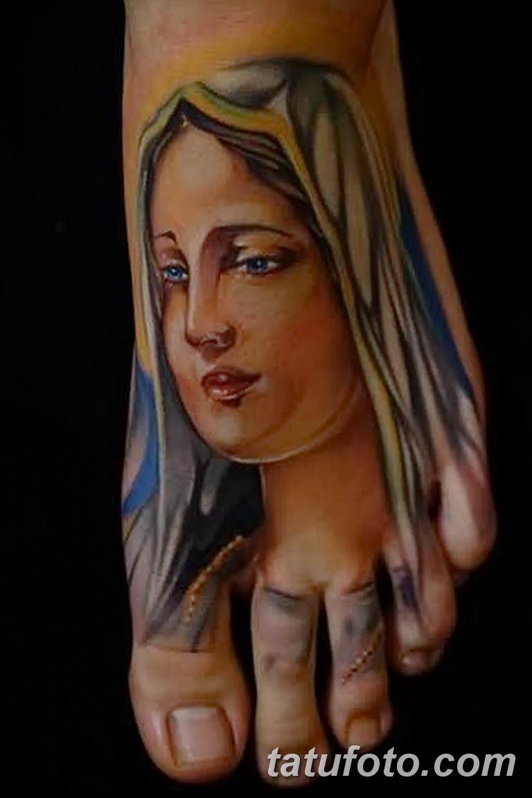 Фото тату икона святого 29.06.2019 №029 - tattoo icon of saint - tatufoto.com