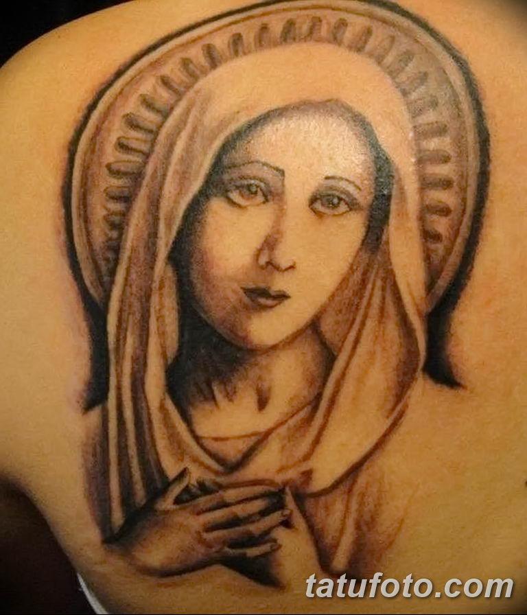 Фото тату икона святого 29.06.2019 №031 - tattoo icon of saint - tatufoto.com