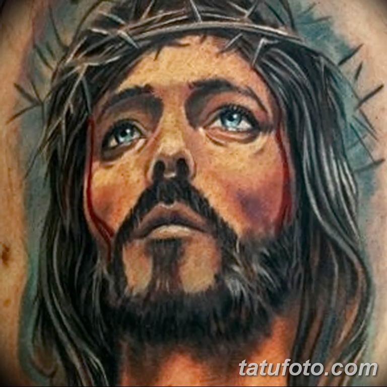 Фото тату икона святого 29.06.2019 №105 - tattoo icon of saint - tatufoto.com