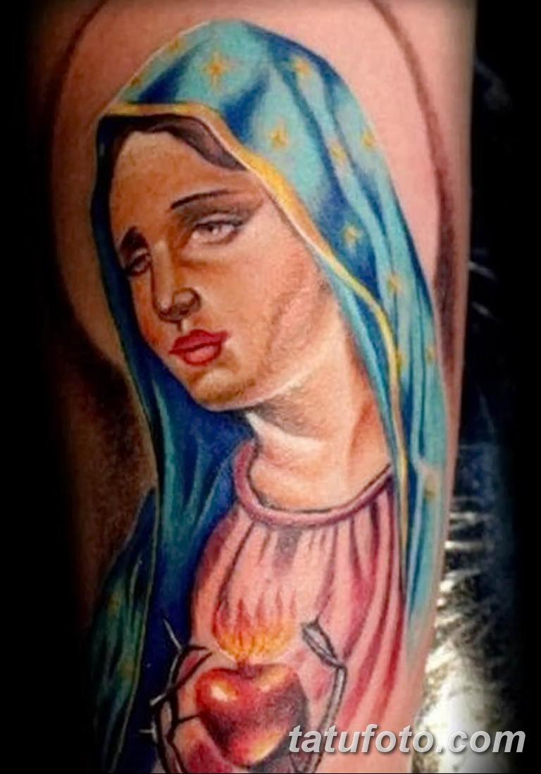 Фото тату икона святого 29.06.2019 №112 - tattoo icon of saint - tatufoto.com
