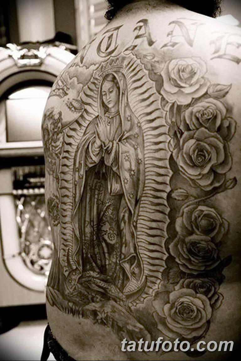 Фото тату икона святого 29.06.2019 №116 - tattoo icon of saint - tatufoto.com