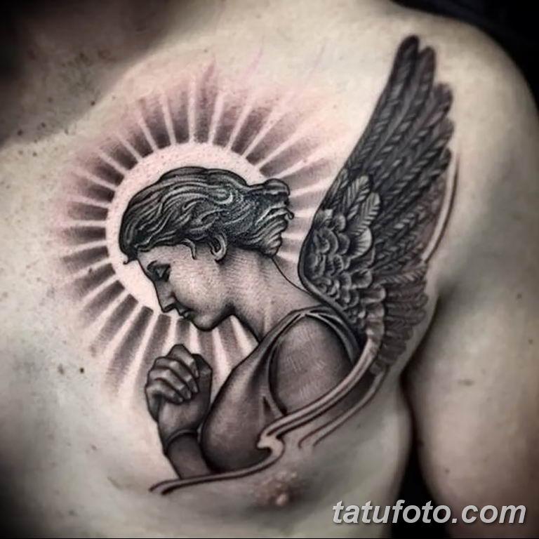 Фото тату икона святого 29.06.2019 №120 - tattoo icon of saint - tatufoto.com