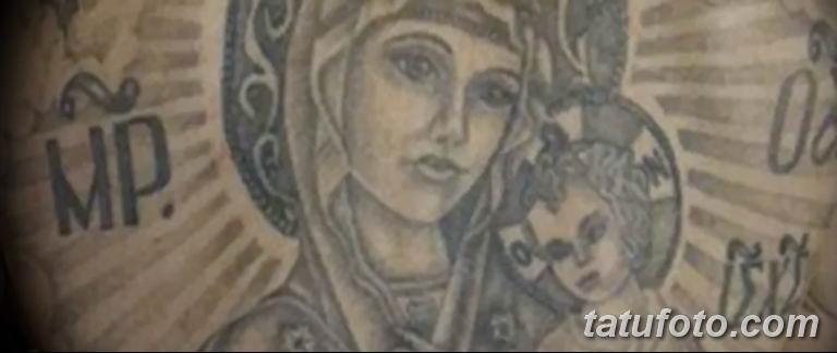 Фото тату икона святого 29.06.2019 №131 - tattoo icon of saint - tatufoto.com