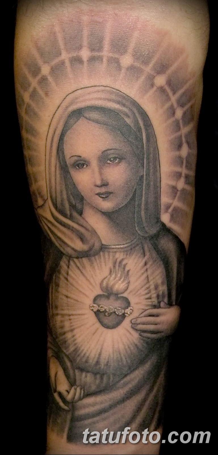 Фото тату икона святого 29.06.2019 №134 - tattoo icon of saint - tatufoto.com