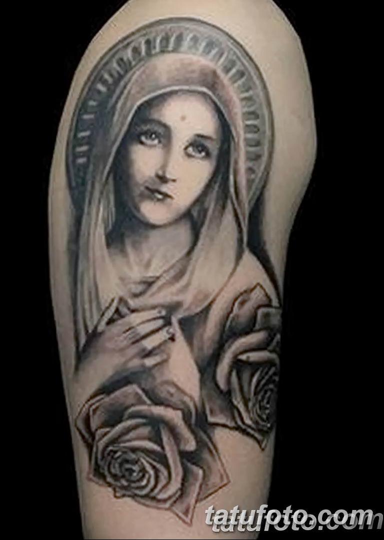 Фото тату икона святого 29.06.2019 №135 - tattoo icon of saint - tatufoto.com