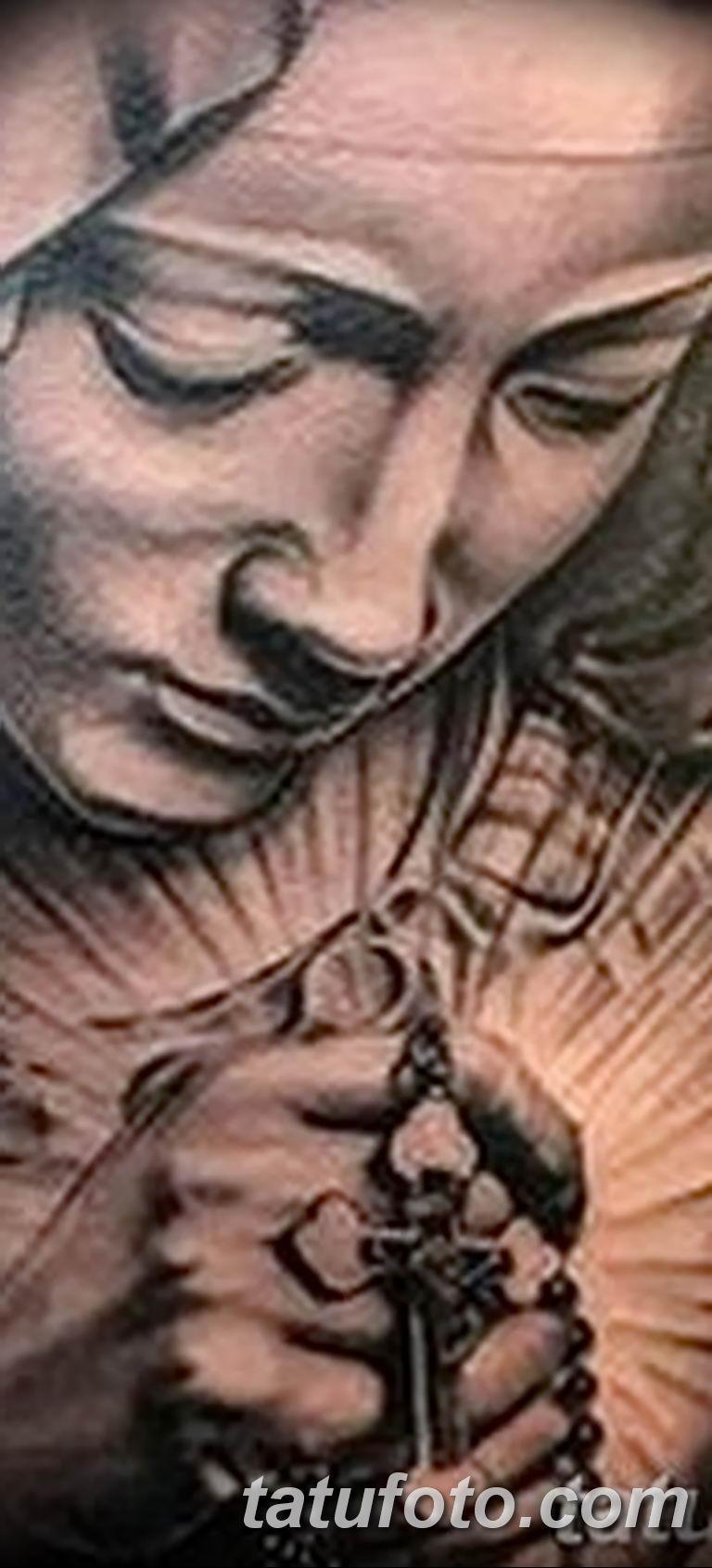 Фото тату икона святого 29.06.2019 №139 - tattoo icon of saint - tatufoto.com