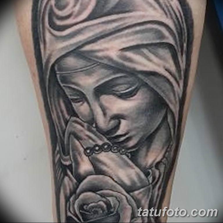 Фото тату икона святого 29.06.2019 №154 - tattoo icon of saint - tatufoto.com