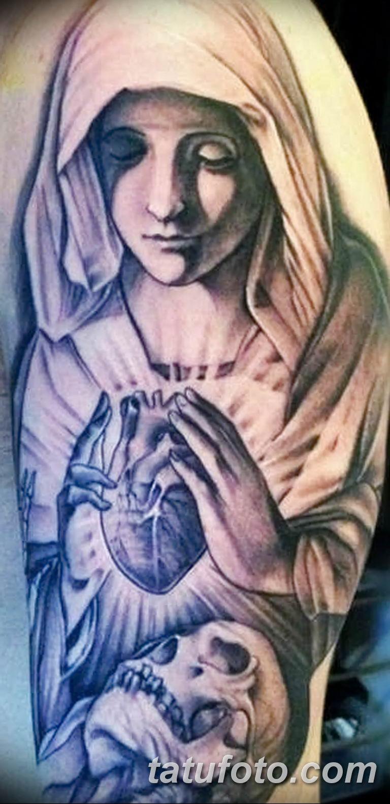 Фото тату икона святого 29.06.2019 №179 - tattoo icon of saint - tatufoto.com