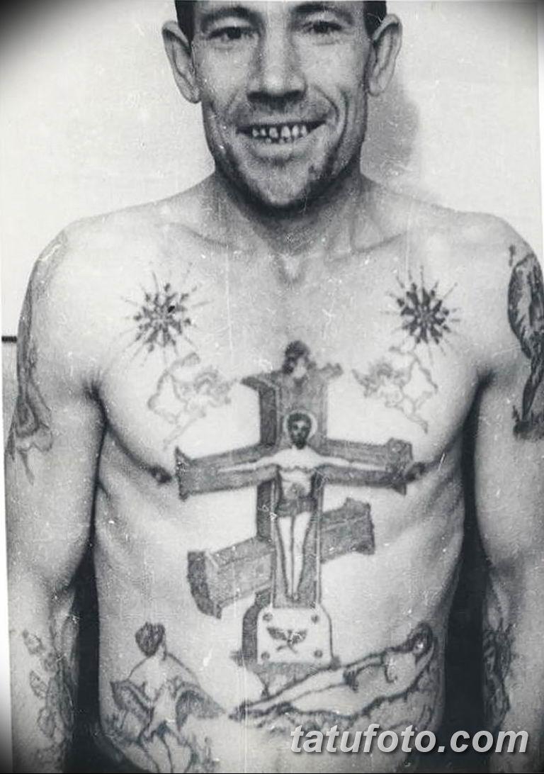 Фото тату икона святого 29.06.2019 №184 - tattoo icon of saint - tatufoto.com