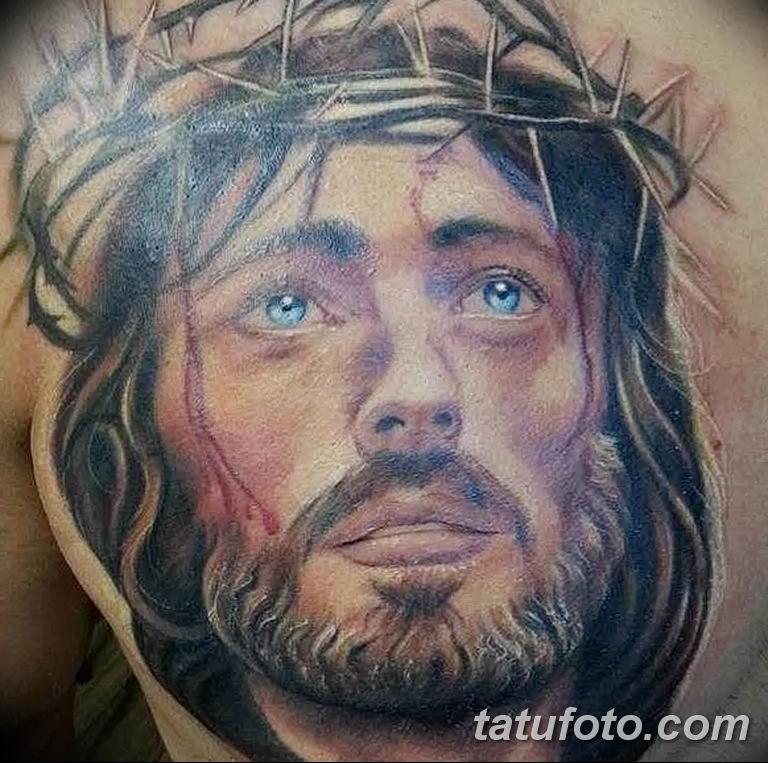 Фото тату икона святого 29.06.2019 №195 - tattoo icon of saint - tatufoto.com