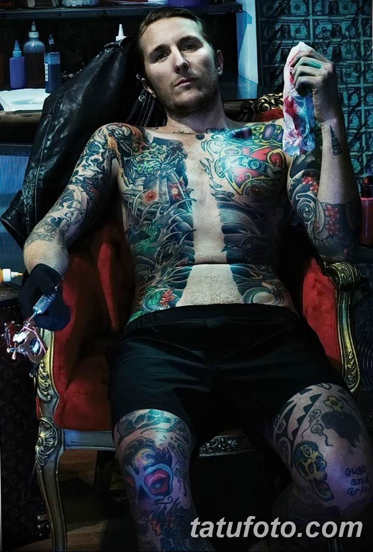 Фото тату мастер работа 18.06.2019 №005 - tattoo master - tatufoto.com