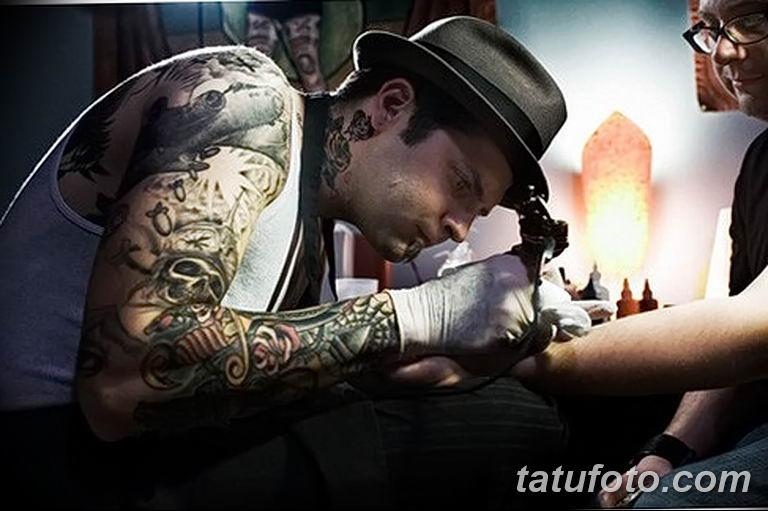 Фото тату мастер работа 18.06.2019 №011 - tattoo master - tatufoto.com
