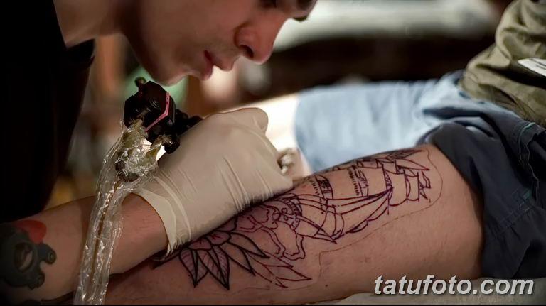 Фото тату мастер это профессия18.06.2019 №004 - tattoo master - tatufoto.com
